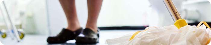 limpiadora de piso